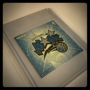 '09 Orlando Magic Team Sticker Card